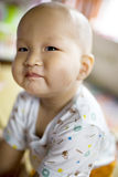 Chinese boy baby Stock Images