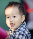 Chinese boy baby Stock Photography