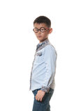 The chinese boy Stock Photography
