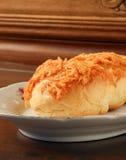 Chinese bread pork fu bun Stock Photo