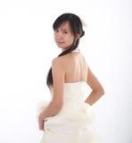 Chinese bride Stock Image