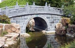Chinese Bridge Stock Image