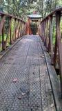 Chinese bridge Wandiliglong Stock Photo