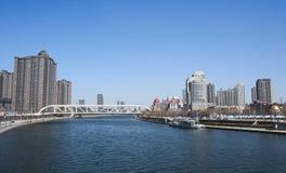 Chinese bridges Royalty Free Stock Photos