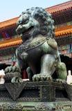 Chinese bronze art Stock Images