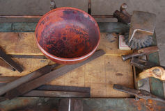 Chinese    bronzes Stock Photography