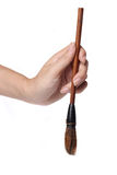 Chinese brush(writing brush) Royalty Free Stock Image