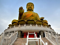 Chinese Buddha Royalty Free Stock Photography