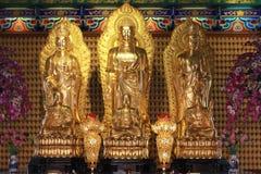 Chinese Buddha Royalty Free Stock Photos