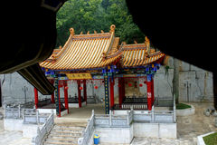 Chinese Buddhist Temple Royalty Free Stock Photo