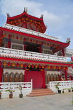 Chinese Buddhist temple Stock Photos