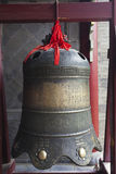 Chinese Buddhist Temple Bell Royalty Free Stock Photos