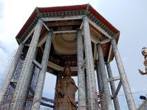Chinese Buddhist Temple Royalty Free Stock Photos