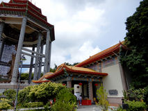 Chinese Buddhist Temple Stock Image