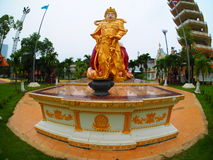 Chinese budha Stock Image