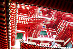 Chinese Building Royalty Free Stock Photo