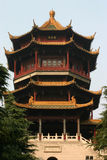 Chinese building. Chinese historic building stand there Stock Photography