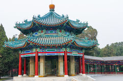 Chinese building Royalty Free Stock Images