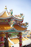 Chinese building stlye3 Royalty Free Stock Image