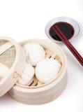 Chinese bun Stock Photography