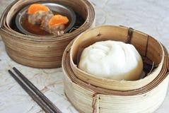 Chinese bun Royalty Free Stock Photos