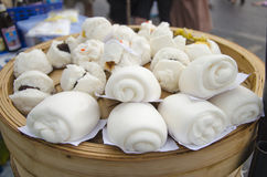 Chinese bun Stock Images