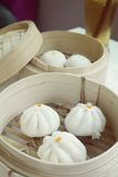 Chinese bun - dim sum Royalty Free Stock Photography