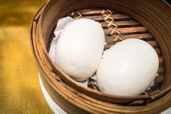 Chinese bun Royalty Free Stock Photography
