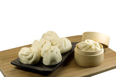 Chinese buns Royalty Free Stock Photos