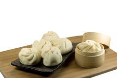 Chinese buns Royalty Free Stock Photos