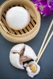 Chinese buns Stock Photos