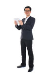 Chinese business man Stock Photography
