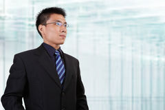 Chinese businessman Stock Photography