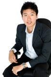 Chinese Businessman Royalty Free Stock Photo