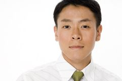 Chinese Businessman stock photo