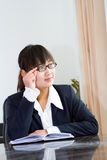 Chinese businesswoman Stock Photos