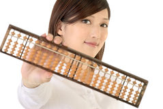 Chinese businesswoman Stock Photography
