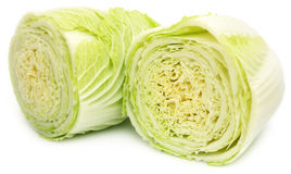 Chinese cabbage Royalty Free Stock Images