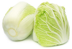 Chinese cabbage Stock Image