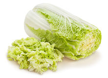 Chinese cabbage Stock Images
