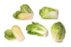Chinese cabbages Royalty Free Stock Photography