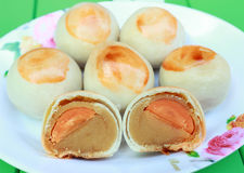 Chinese cake. Stock Images