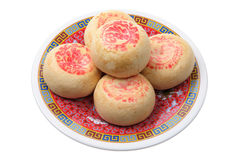 Chinese Cakes Stock Image