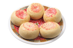 Chinese Cakes Royalty Free Stock Image