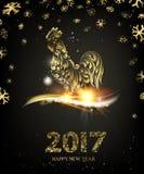 Chinese calendar symbol. Royalty Free Stock Photos