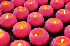 Chinese candle Stock Photos
