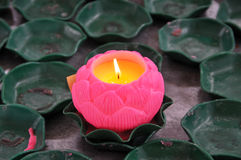 Chinese candle Stock Image