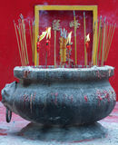 Chinese candles Royalty Free Stock Images