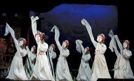 Chinese Cantonese opera actress Royalty Free Stock Image
