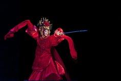 Chinese Cantonese opera performer Stock Photos